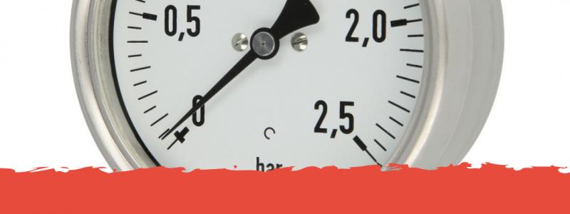 Jasa Kalibrasi Pressure Gauge 0-2.5 bar