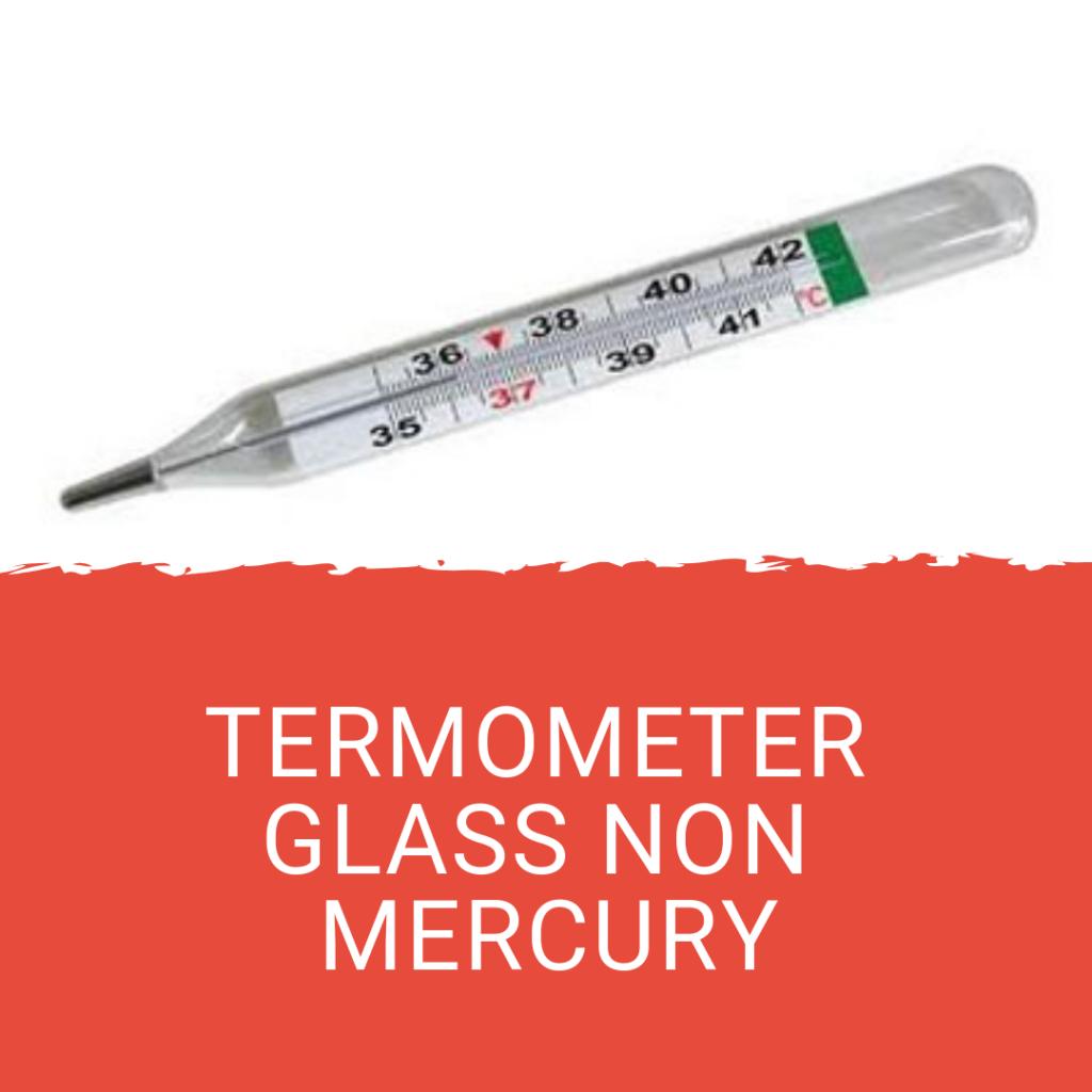 Jasa Kalibrasi Termometer Glass Non Mercury