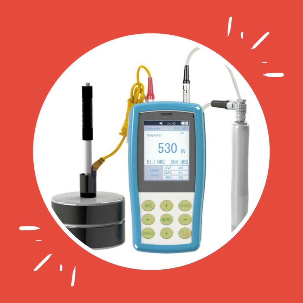 Jasa Kalibrasi Portable Hardness Tester