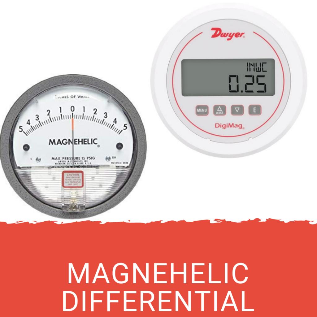 Jasa kalibrasi Magnehelic Differential