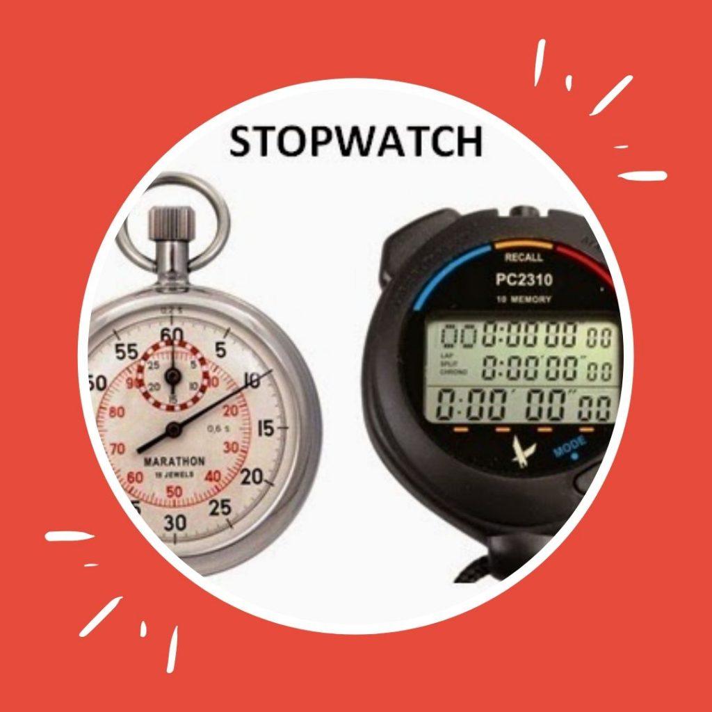 Jasa Kalibrasi Stopwatch