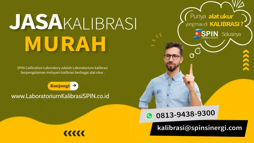 Jasa Kalibrasi Murah